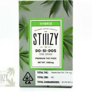 Buy STIIIZY Do-Si-Dos Cartridge