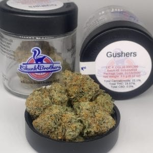 Gushers strain at https://whiteruntz.co/