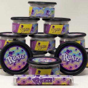 Runtz Weed Strain(Pink runtz, white runtz)